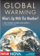 NOVA: Global Warming - What's Up with the Weather DVD