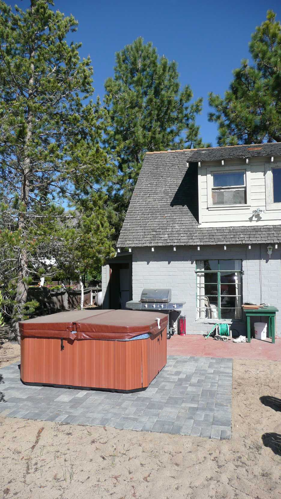 Lakeside beach house and marina lake tahoe cabin and south for Rental cabins in south lake tahoe