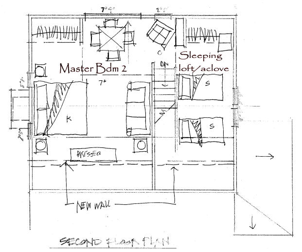 Lake House Plans With Loft